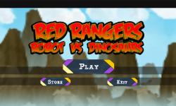 Red Robot Fighter screenshot 1/5