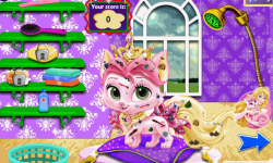 Princess Aurora Palace Pet screenshot 1/4