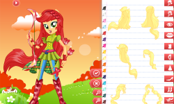 Applejack Archery Style screenshot 1/4