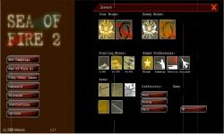 Sea of Fire 2 screenshot 1/3