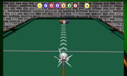 9 ball pro billiard screenshot 4/6