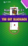 BlackJack 21Original screenshot 3/6