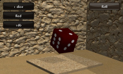 Mad Dice Roller 3D screenshot 1/6