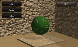 Mad Dice Roller 3D screenshot 2/6