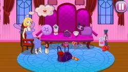 Cute Fairy Baby Birth screenshot 2/3