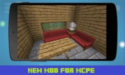 Furniture Mod for MCPE screenshot 1/3