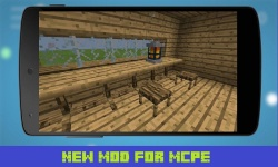 Furniture Mod for MCPE screenshot 2/3