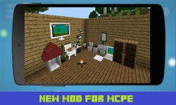 Furniture Mod for MCPE screenshot 3/3