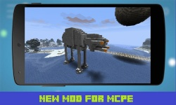 Mod Star Wars World for MCPE screenshot 2/3