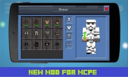 Mod Star Wars World for MCPE screenshot 3/3