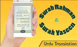Surah Yaseen and Surah Rahman screenshot 5/5