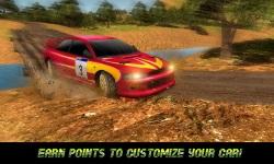 Dirt Car Rally Racing 3D screenshot 1/4