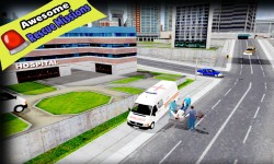 Ambulance Simulator Game screenshot 2/3