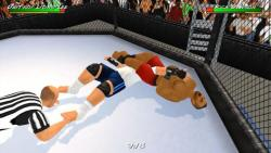 Wrestling Revolution 3D next screenshot 3/6