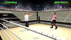 Wrestling Revolution 3D next screenshot 5/6