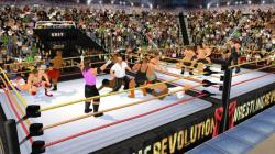Wrestling Revolution 3D next screenshot 6/6