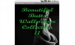 Beautiful Butts Wallpapers Col secure screenshot 2/3