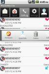 Phone Warrior:  Block SMS Text and Calls screenshot 2/6
