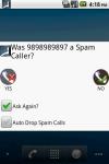 Phone Warrior:  Block SMS Text and Calls screenshot 4/6