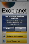 Exoplanet screenshot 1/1