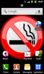 Animated Non Smoker Live Wallpaper screenshot 2/2