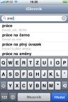 iSlovnik Fr/Cz screenshot 1/1