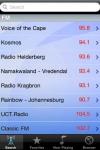 Radio South Africa - Sudafrica Live screenshot 1/1