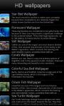 Water Wallpapers HD screenshot 2/5