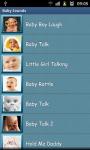 Baby Sounds- Rengtones screenshot 3/6