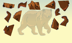 Animal Puzzles for KIDS screenshot 2/6