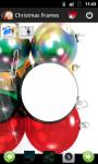 Christmas Photo Frames EvSoft screenshot 1/5