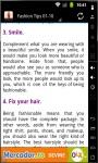 100 Fashion Tips 2014 screenshot 2/3