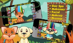 Animal Hair Salon screenshot 1/5