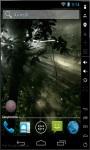Sunrise In Forest Live Wallpaper screenshot 2/2