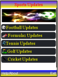 Sports Updates screenshot 2/2