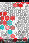 HEXGRID LIVE WALLPAPER FREE screenshot 5/6