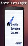 English Speaking Course screenshot 1/5