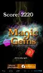 Magic Gems Puzzle screenshot 3/3
