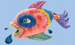 3d HD Live Fish Wallpaper screenshot 1/6