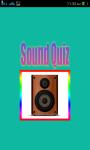 Sound Trivia Quiz screenshot 1/4