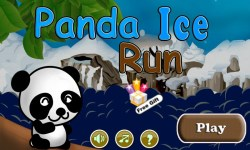 Panda Ice Run   screenshot 1/6