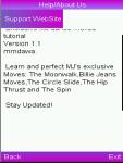 Exclusive MJ dance moves tutorial screenshot 2/6