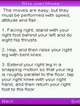 Exclusive MJ dance moves tutorial screenshot 4/6