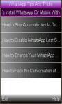 WhatsApp Customization screenshot 1/1