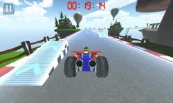 Speed Stunt Race : Sports Car screenshot 1/4