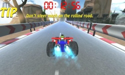 Speed Stunt Race : Sports Car screenshot 2/4