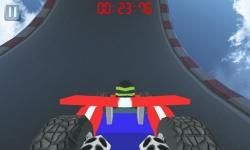 Speed Stunt Race : Sports Car screenshot 4/4