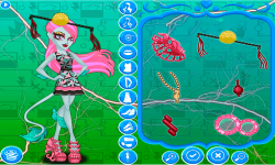 Freaky Fusion Lagoonafire screenshot 2/4