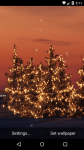 Beautiful Christmas Live Wallpaper HD screenshot 1/6
