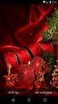 Beautiful Christmas Live Wallpaper HD screenshot 2/6